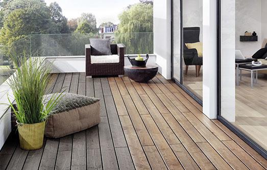 Anstriche & Pflege für Terrassen