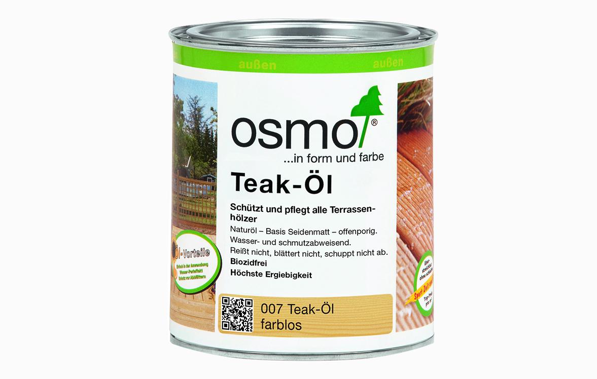 OSMO Teak Terrassen-Öl