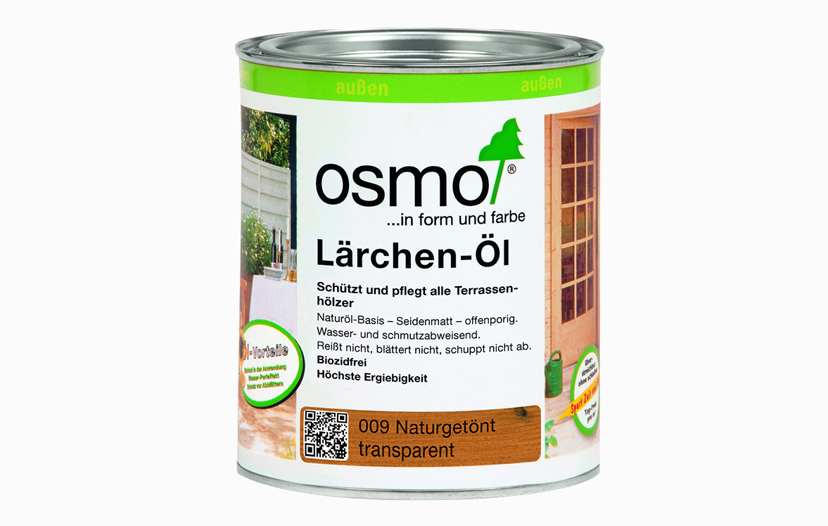 OSMO Lärchen Terrassen-Öl