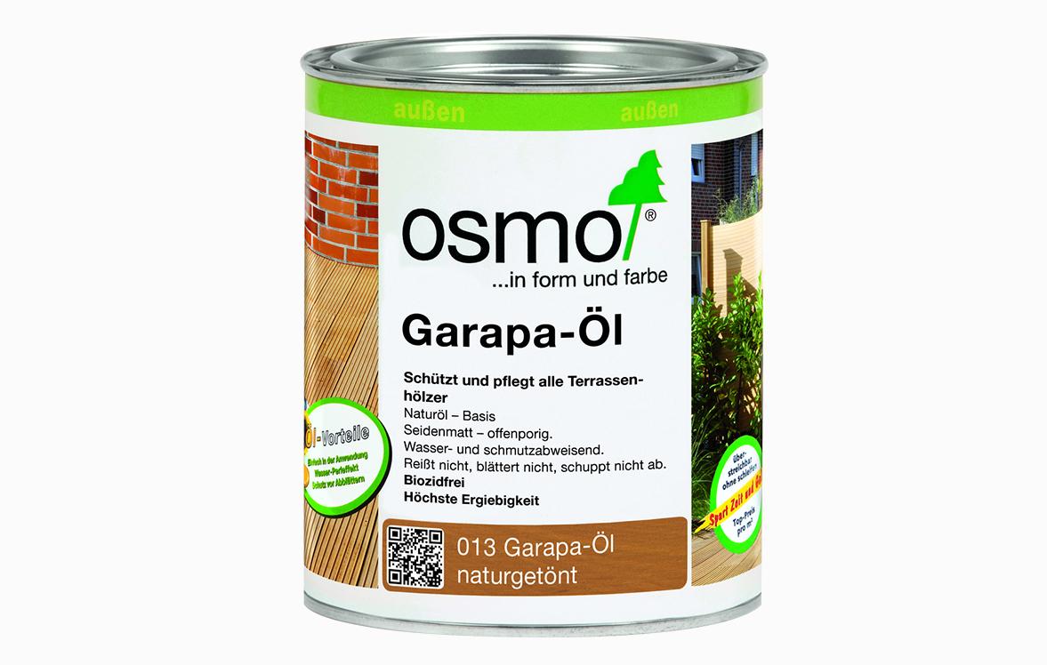OSMO Garapa Terrassen-Öl