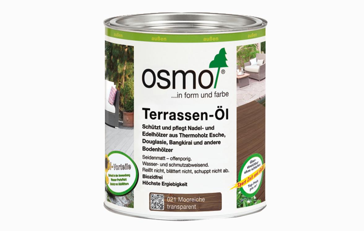 OSMO Mooreiche Terrassen-Öl