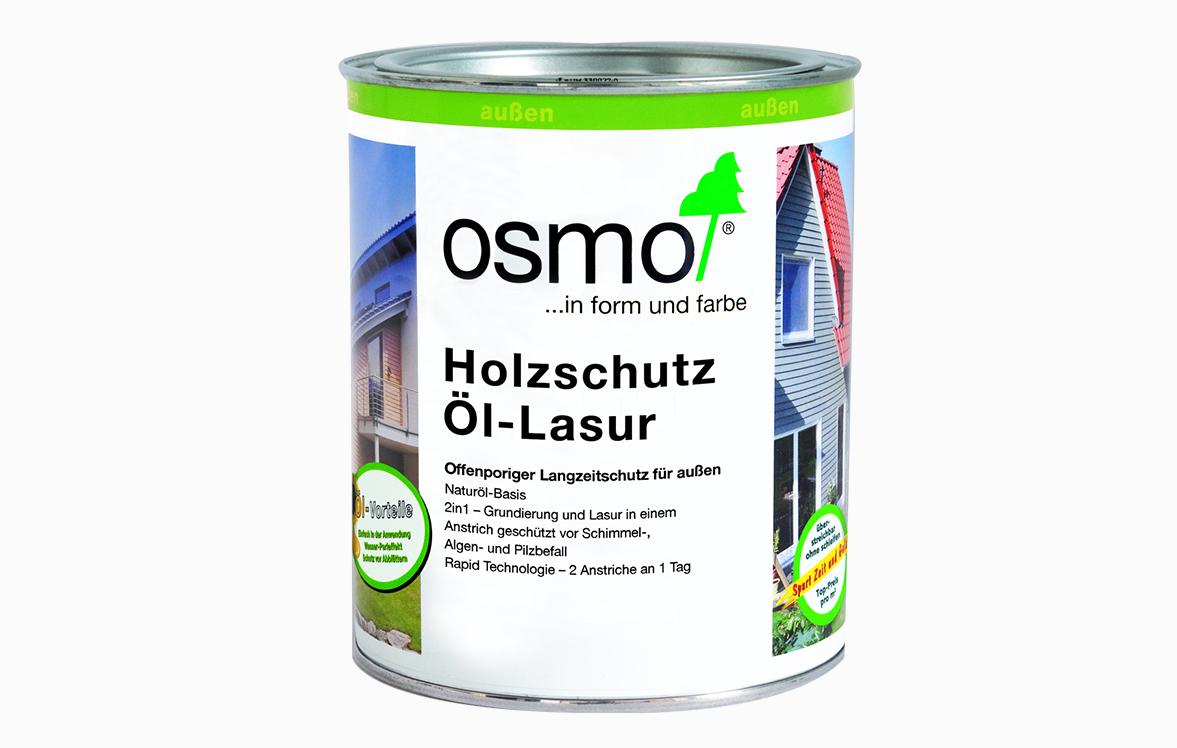 Holzschutz Öl-Lasur