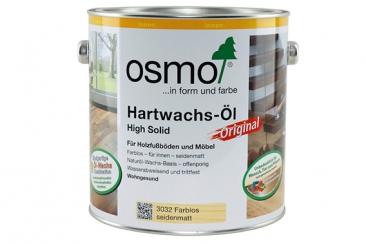 Osmo Hartwachs-Öl Farblos seidenmatt (3032)