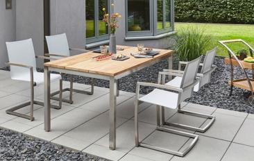 Low Dining Tisch Boulogne, Diamond Garden