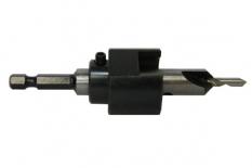 Hartholzversenker mit Tiefenstopp - 4 mm