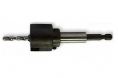 Hartholzversenker mit Tiefenstopp - 4,2 mm - für Alu-Unterkonstruktion