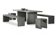 Tischgruppe Rockall 5-tlg., Best Freizeitmöbel